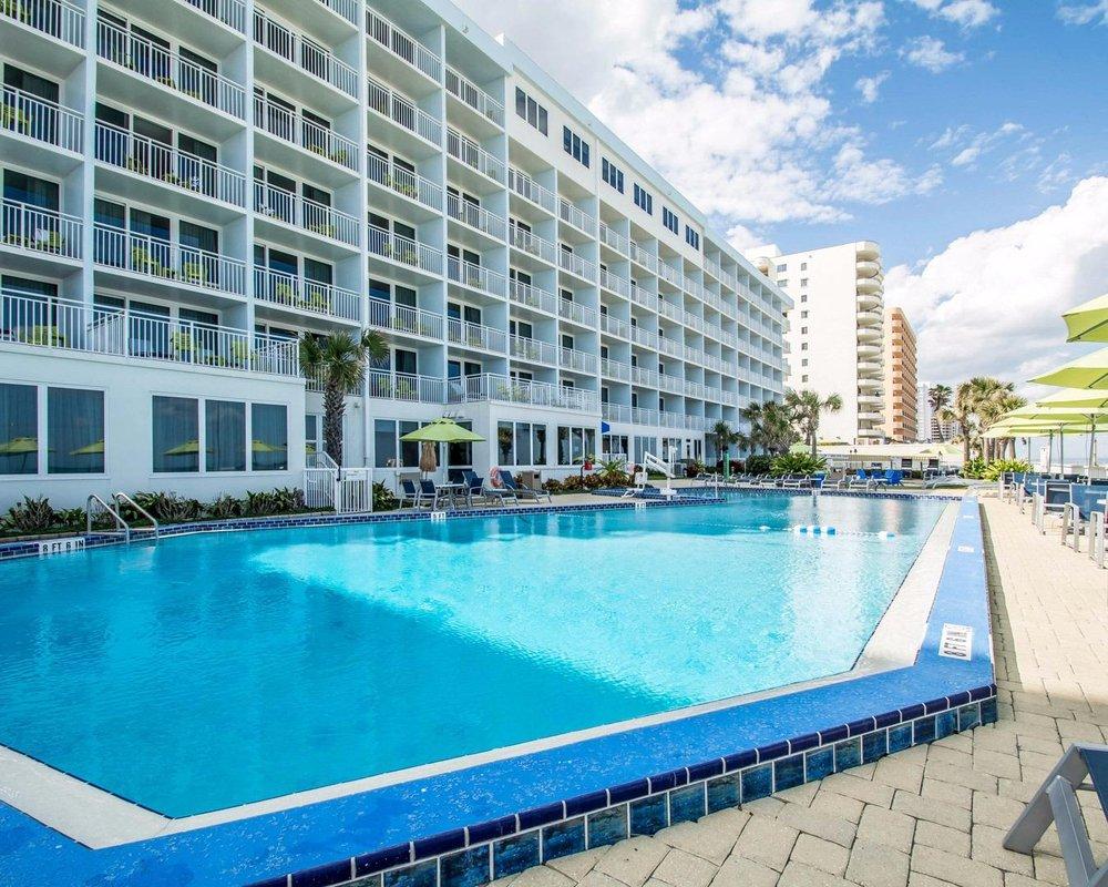 Daytona Seabreeze Resort Daytona Beach Fl