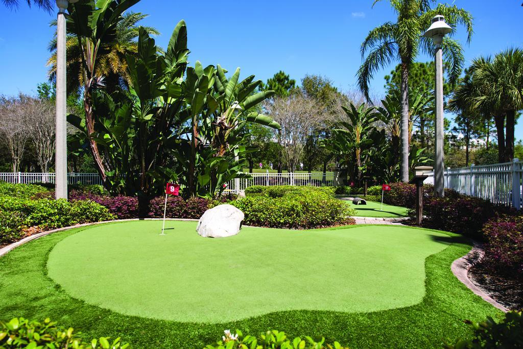Marriott Vacation Club Cypress Harbour Villas Orlando