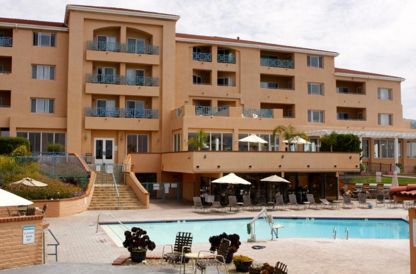 San Luis Bay Inn Avila Beach Ca