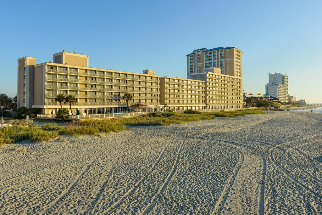 Oceanfront Accommodations In Myrtle Beach Sc