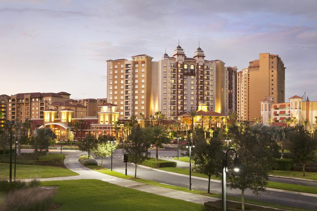 Wyndham Grand Orlando Resort Bonnet Creek Fl