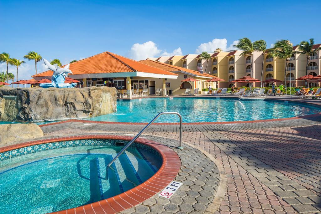 Bluegreen Vacations La Cabana Beach Resort And J E Irausquin Boulevard 250 0000 Palm